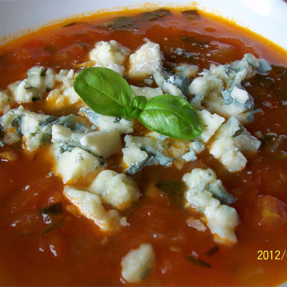 'No Soup For You' French Tomato Soup Montana