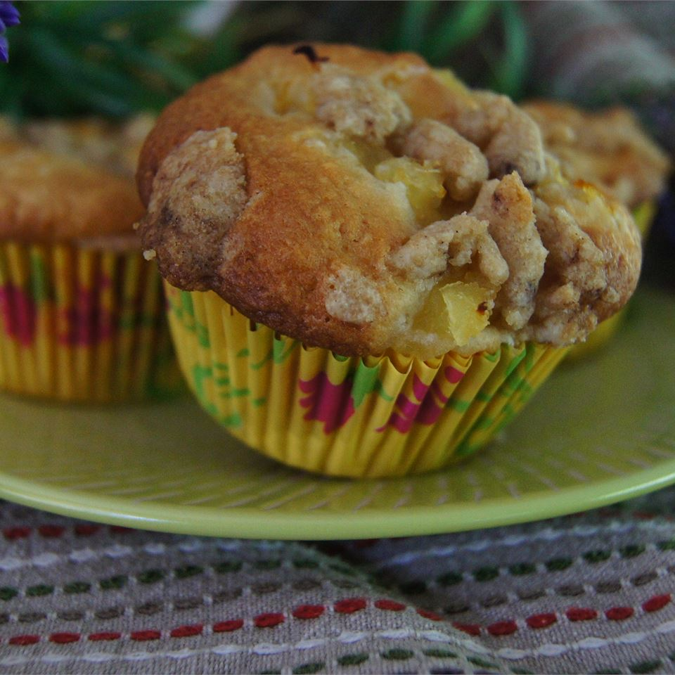 Delicious Pineapple Muffins ACPHIFER