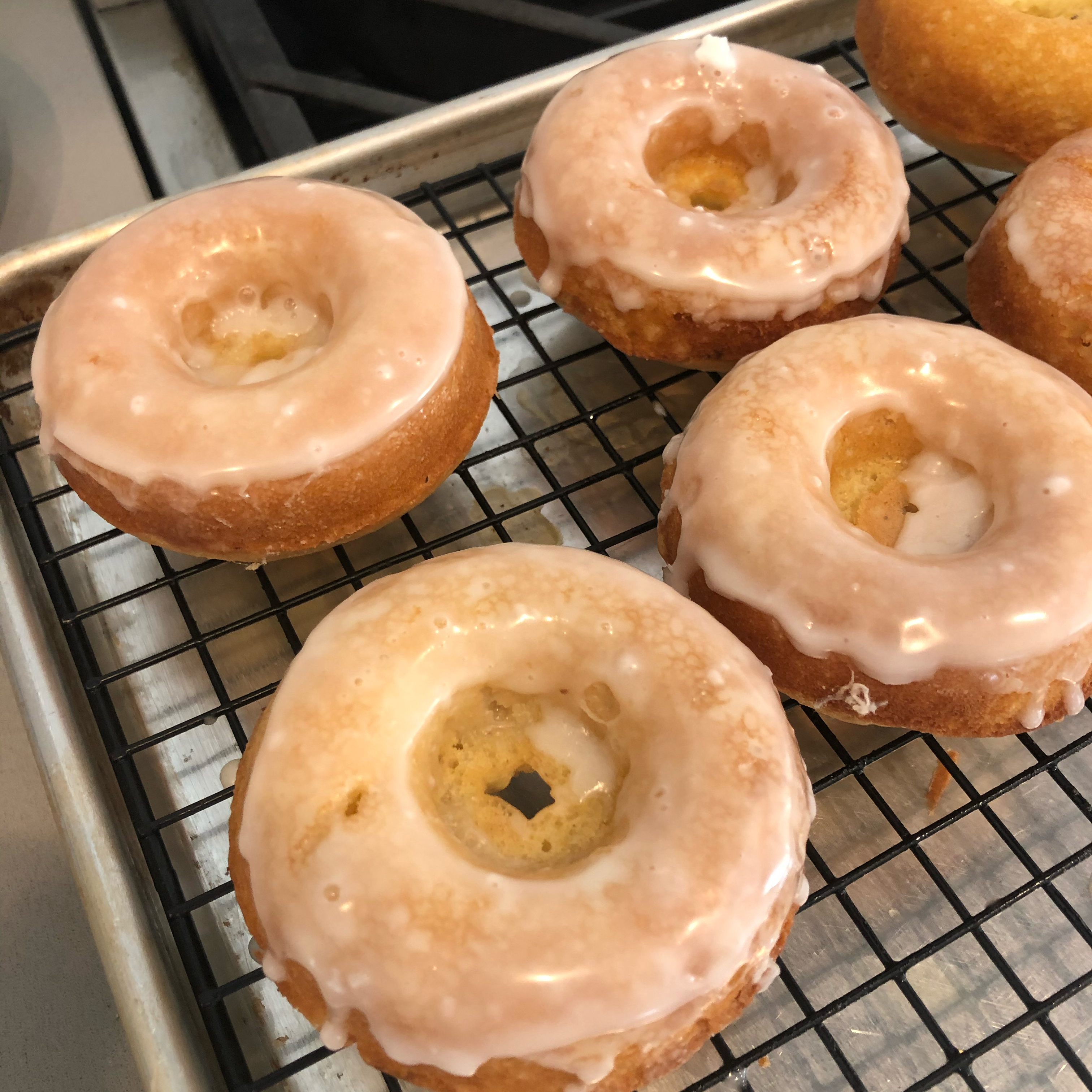 Baked Buttermilk Donuts Julie8807