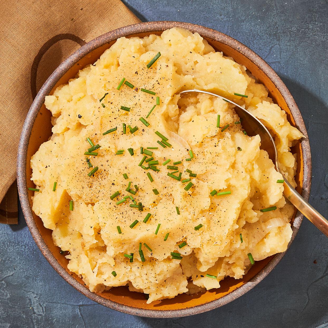 Vegan Mashed Potatoes Allrecipes Trusted Brands