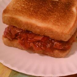 Pittsburgh Chipped Ham Barbecues ~TxCin~ILove2Ck