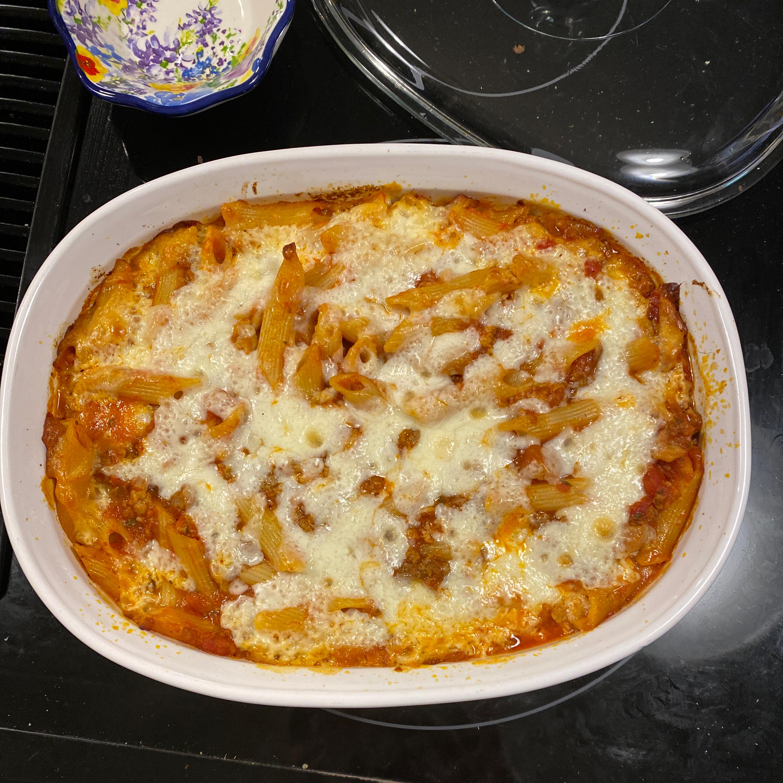 Lasagna Toss Cathy Dougherty