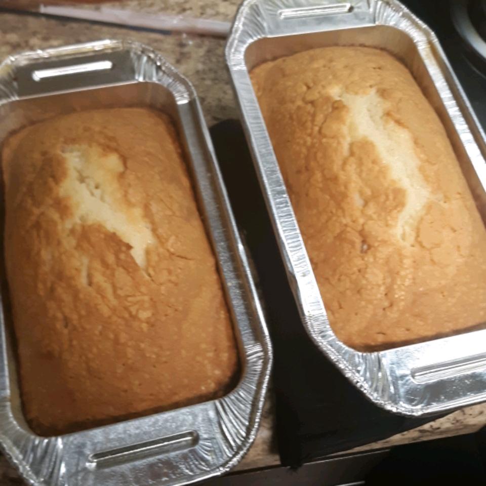 Old Fashioned Pound Cake II Tasha Massey