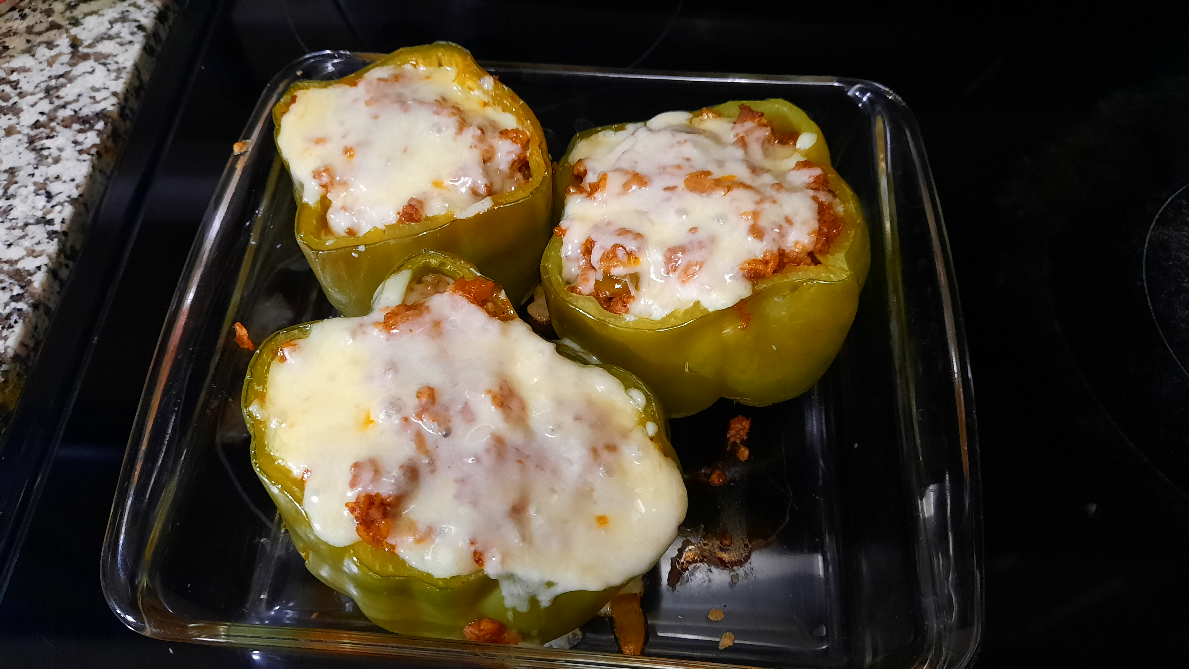 Pimiento Relleno (Puerto Rican Stuffed Peppers) Ravenhallow