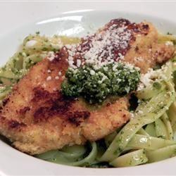 Chicken Milanese Sherbear1