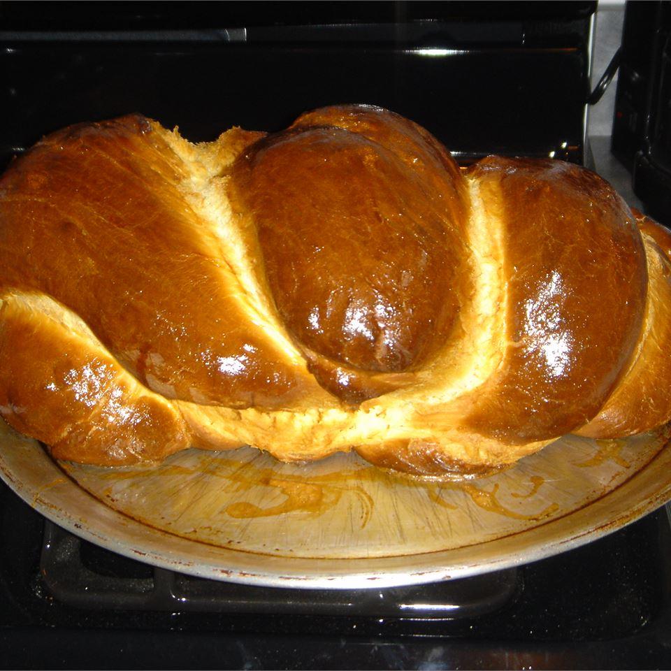 A Number One Egg Bread Bob Wroblewski