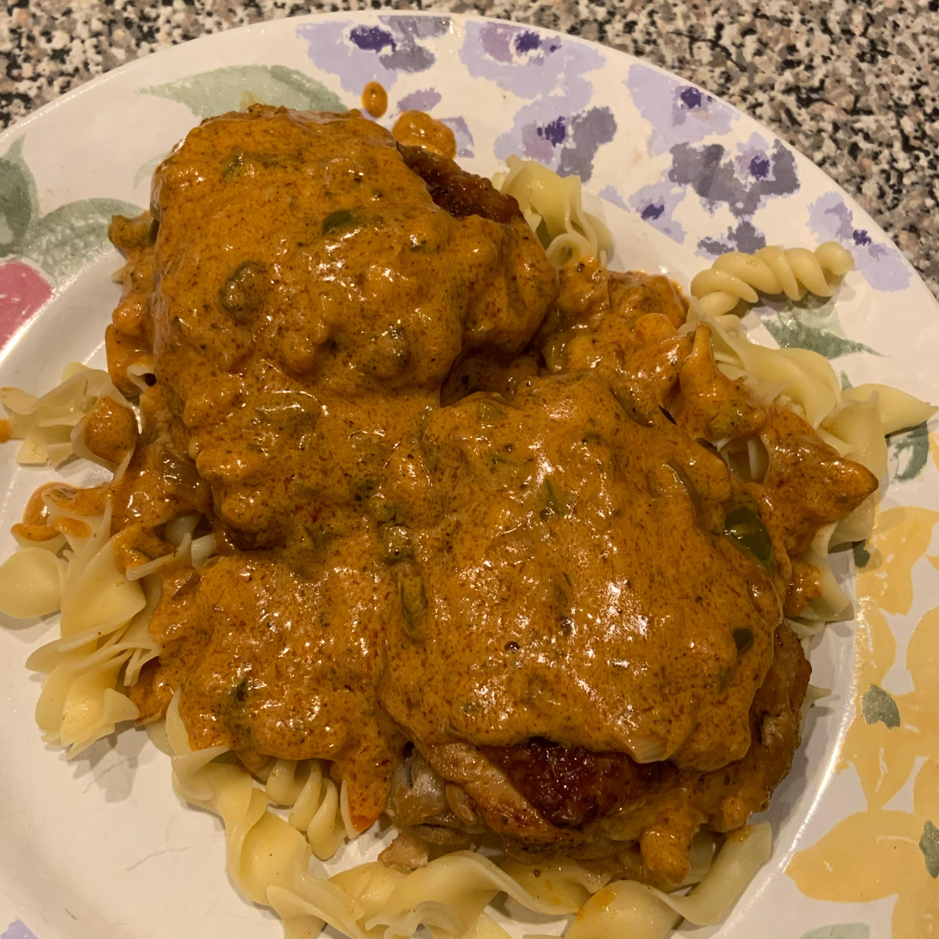 Chicken Paprikash I Kevin Duchscherer