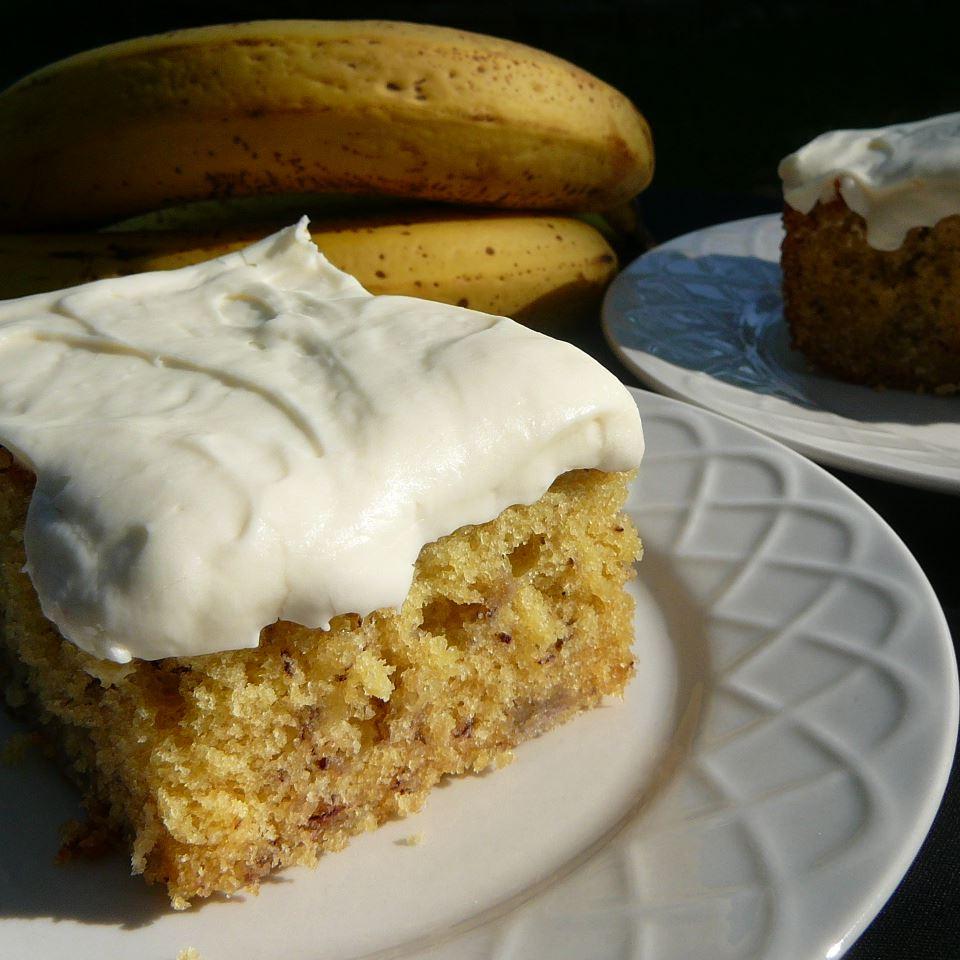Banana Cake VI