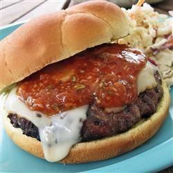 Horseradish Burgers linda2d