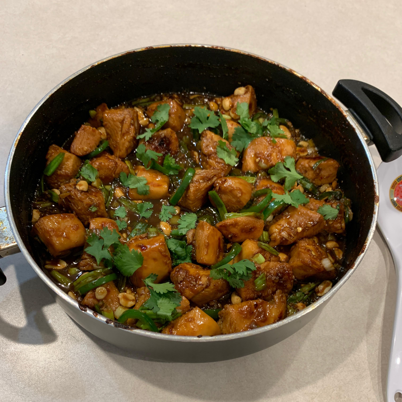 Chef John's Caramel Chicken