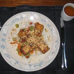 Tofu Peanut Stir-Fry adeclercq