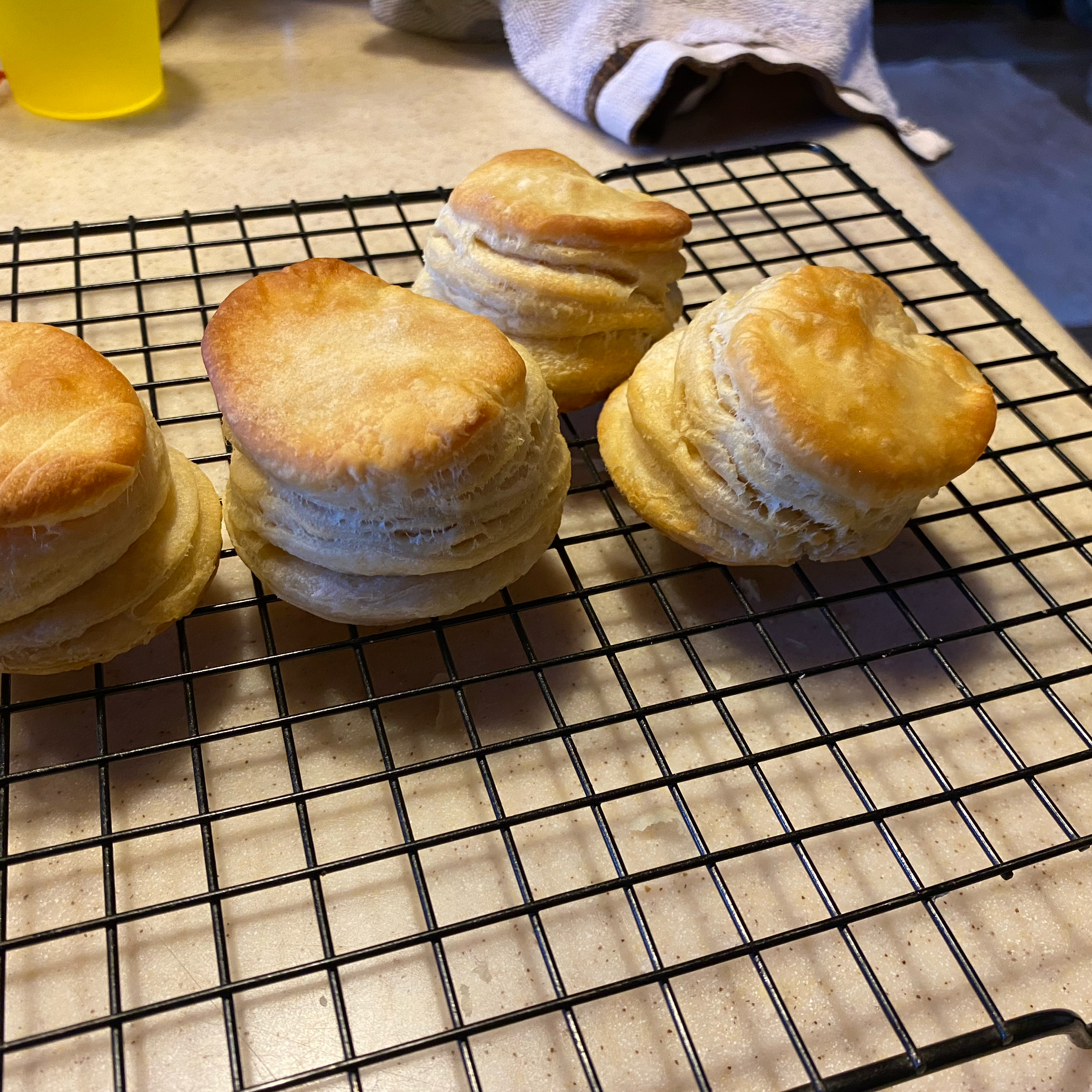 Chef John's Butter Puff Biscuit Dough