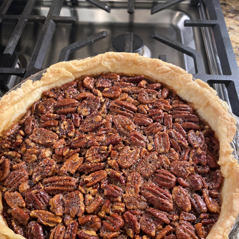 Favorite Bourbon Pecan Pie Pam Landry
