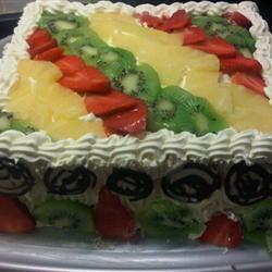 Plain Egg Less Cake