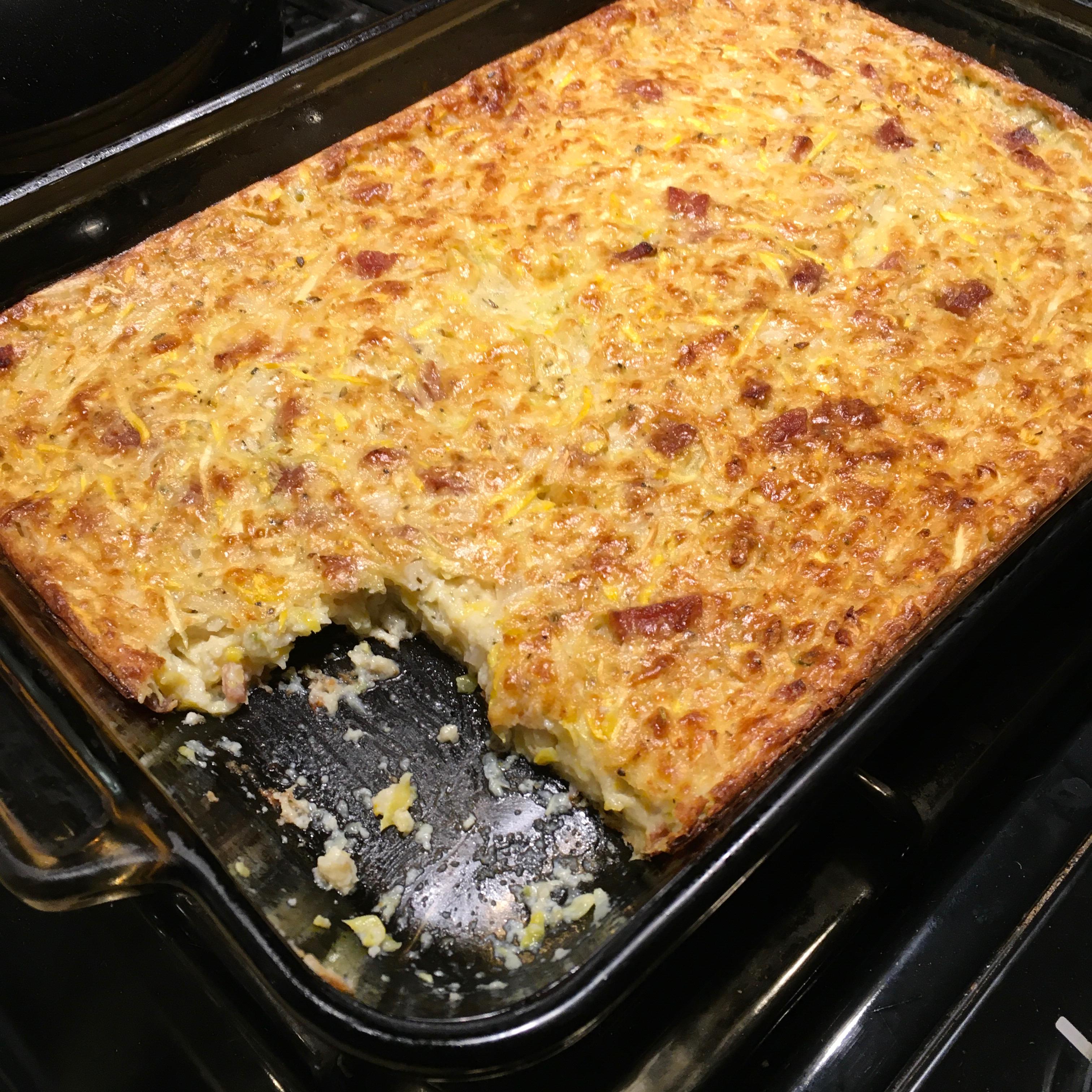 Ma Bethie's Zucchini Bake
