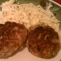 Swabian Meatballs (Fleischkuechle)