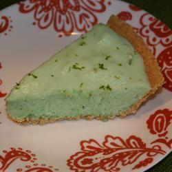 No Bake Lemon-Lime Chiffon Pie Momi