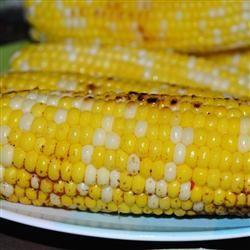 Cajun Grilled Corn SMClanton