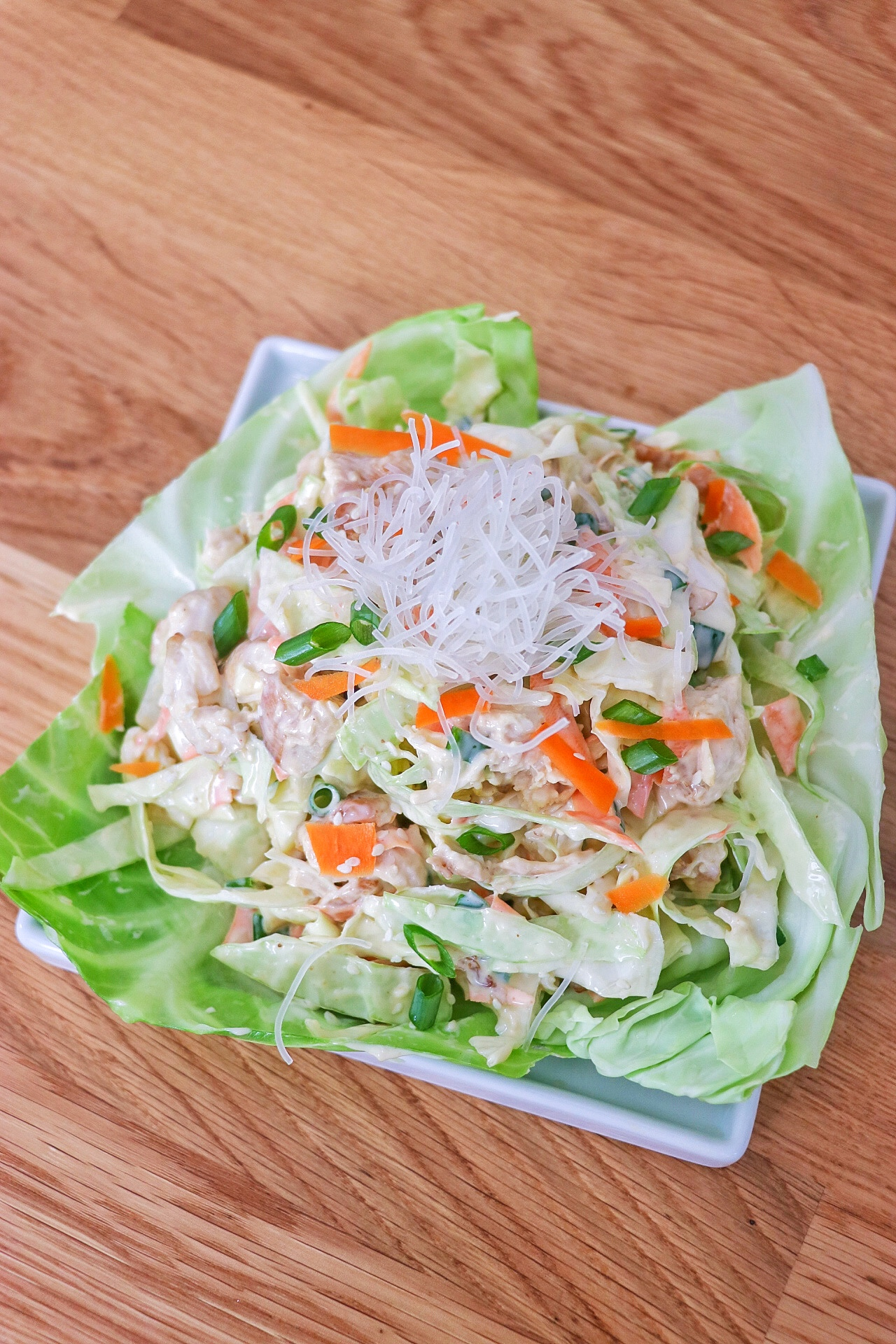 Carole S Sesame Chicken Salad Recipe Allrecipes