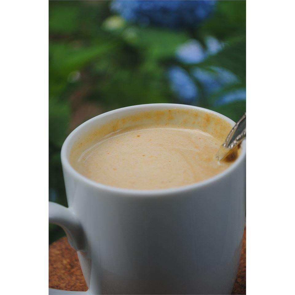 Famous No Coffee Pumpkin Latte