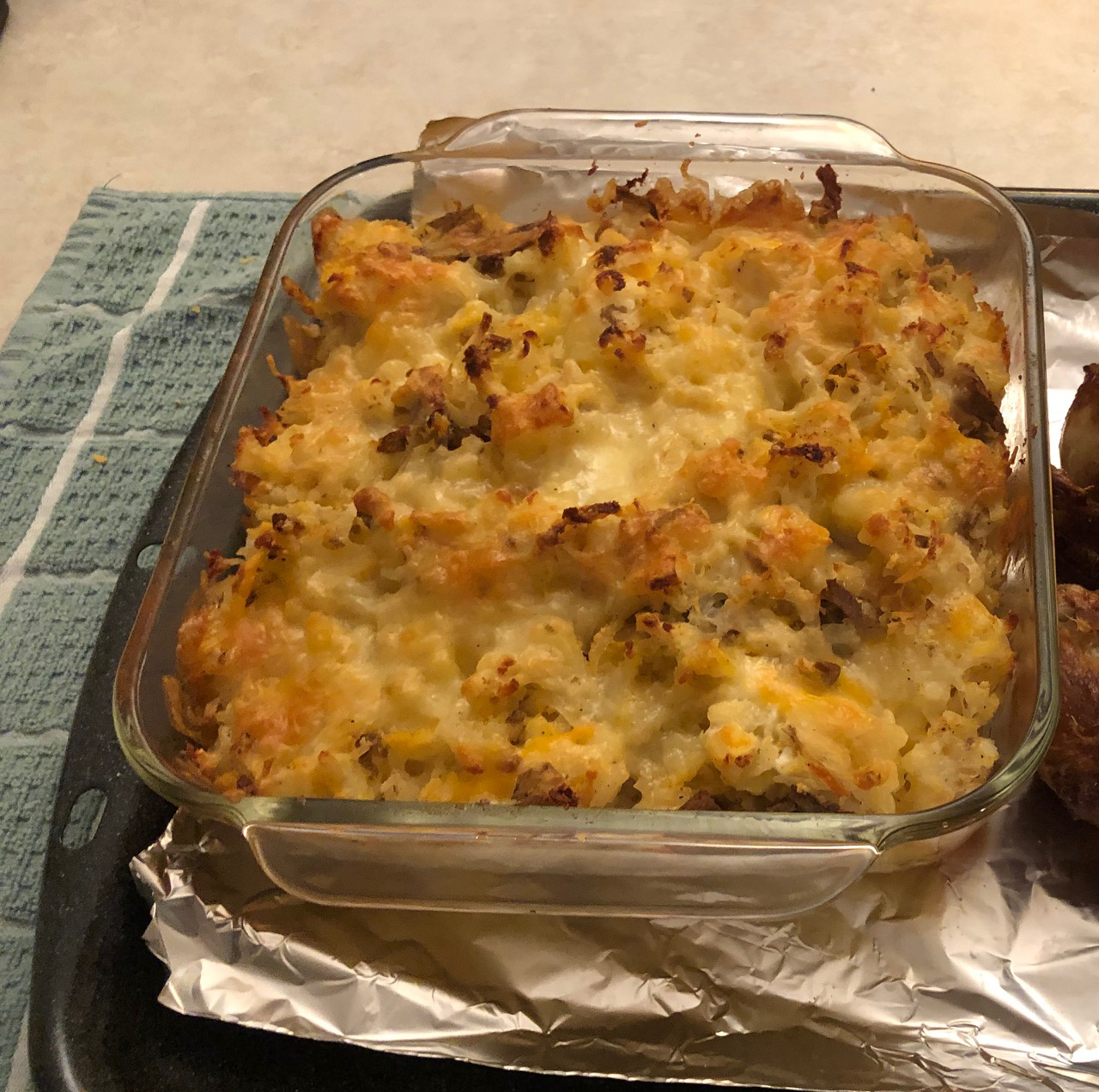 Steakhouse Potatoes Romanoff
