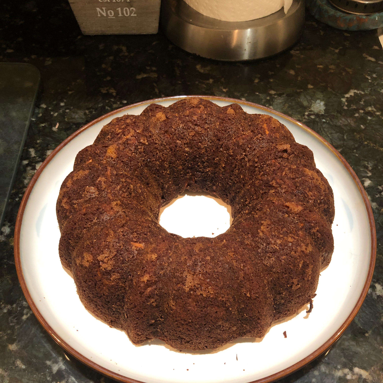 Carrot Cake I