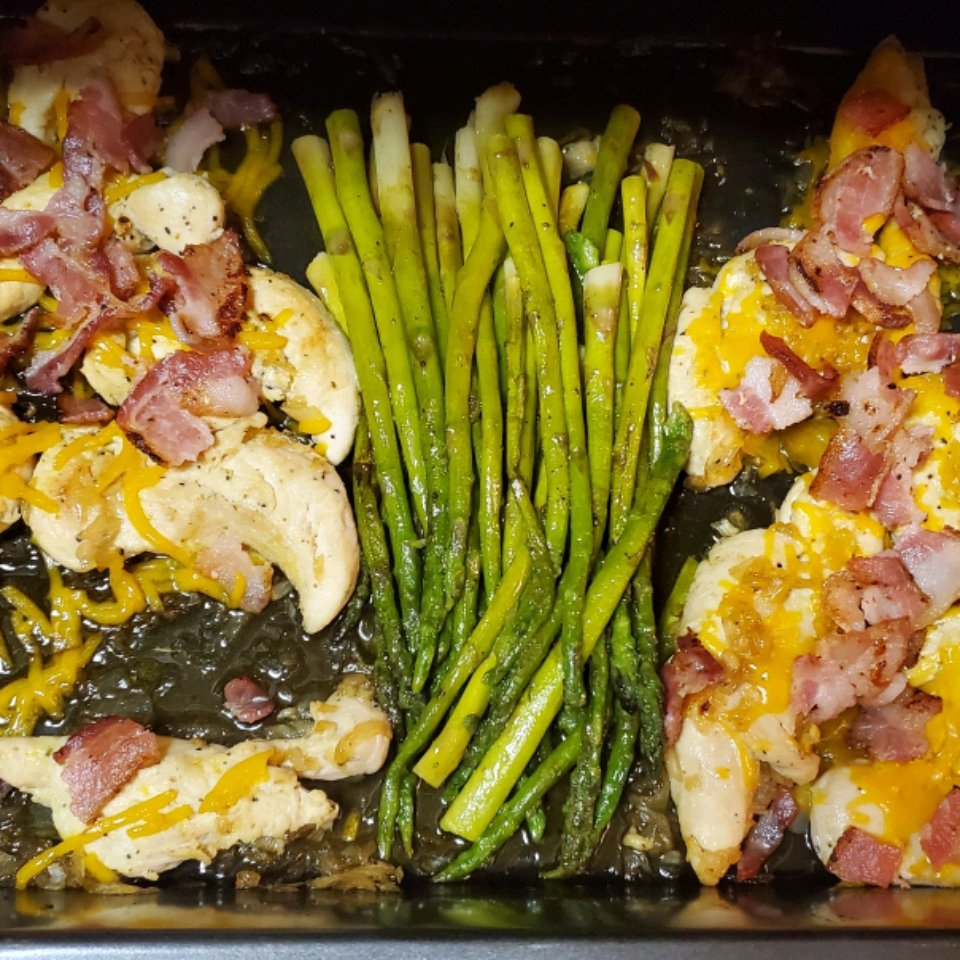 Smothered Chicken Breasts Romeli1014