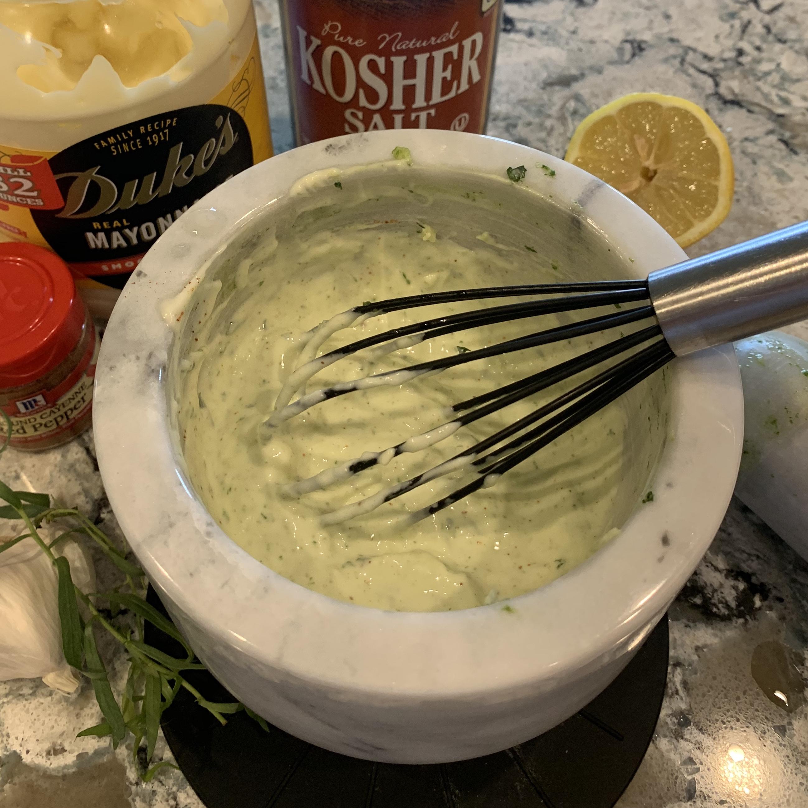 Chef John's Tarragon Aioli Brenda Hassler Moore