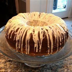 Poppy Seed Bundt Cake III