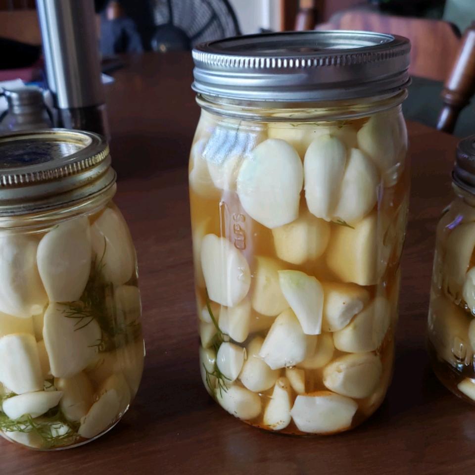 Dilled Garlic