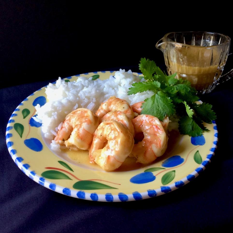 Cuban-Style Mojo Shrimp