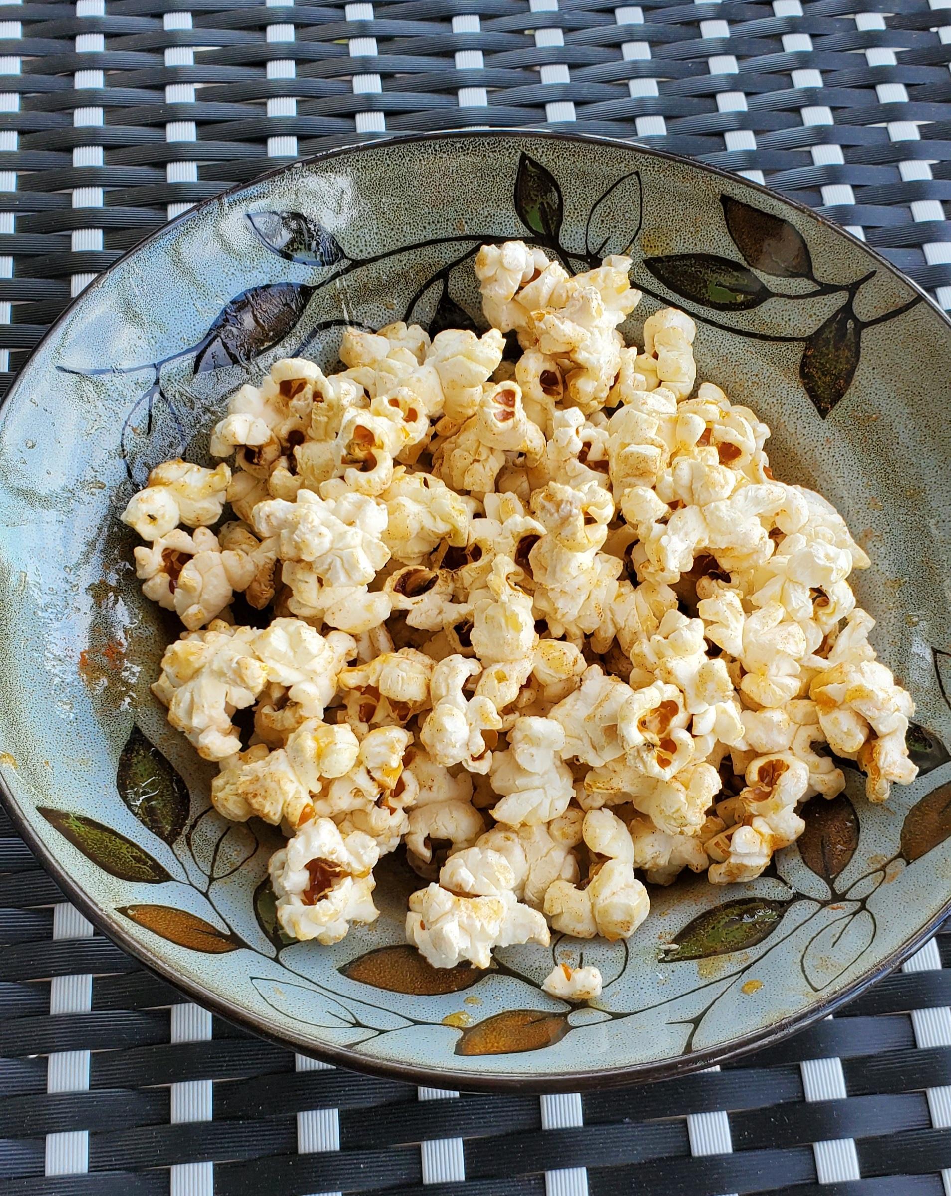 Healthy Popcorn Treat Cindy W