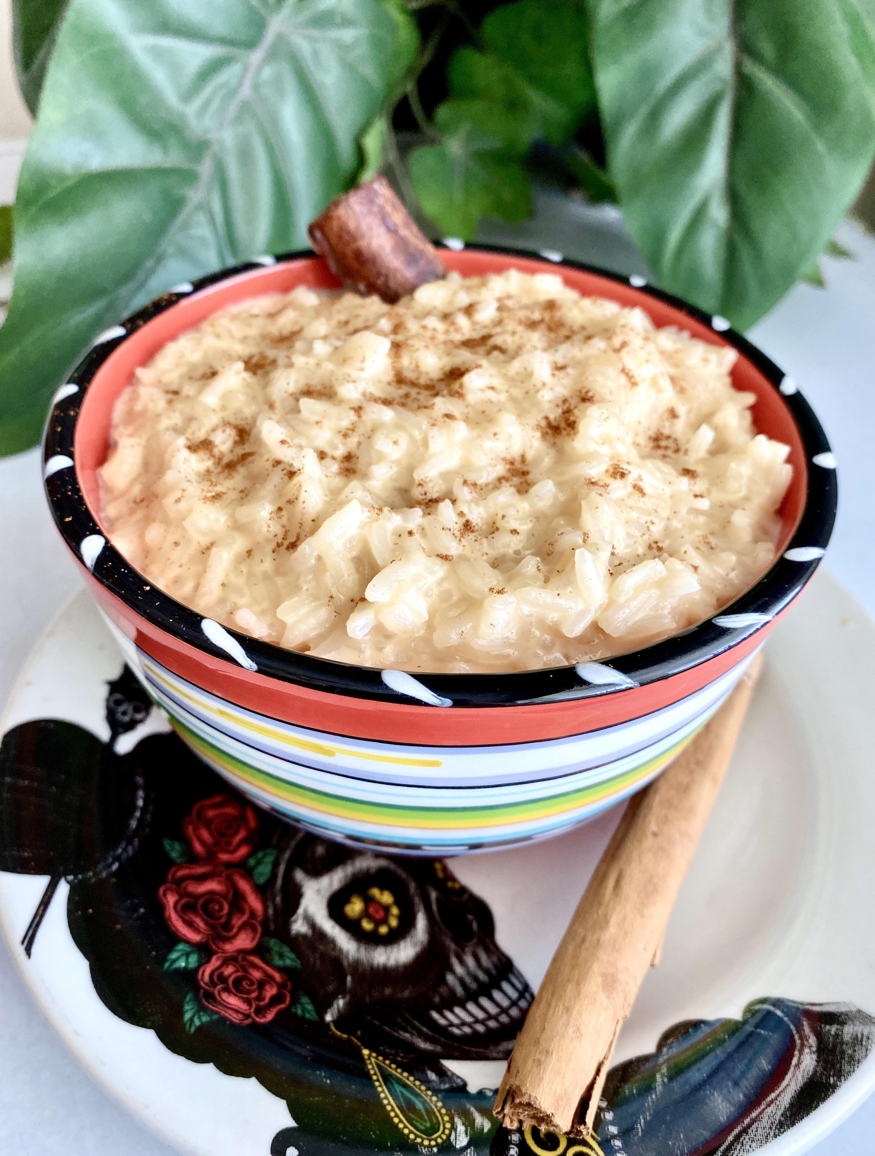 Arroz con Leche (Mexican Rice Pudding)