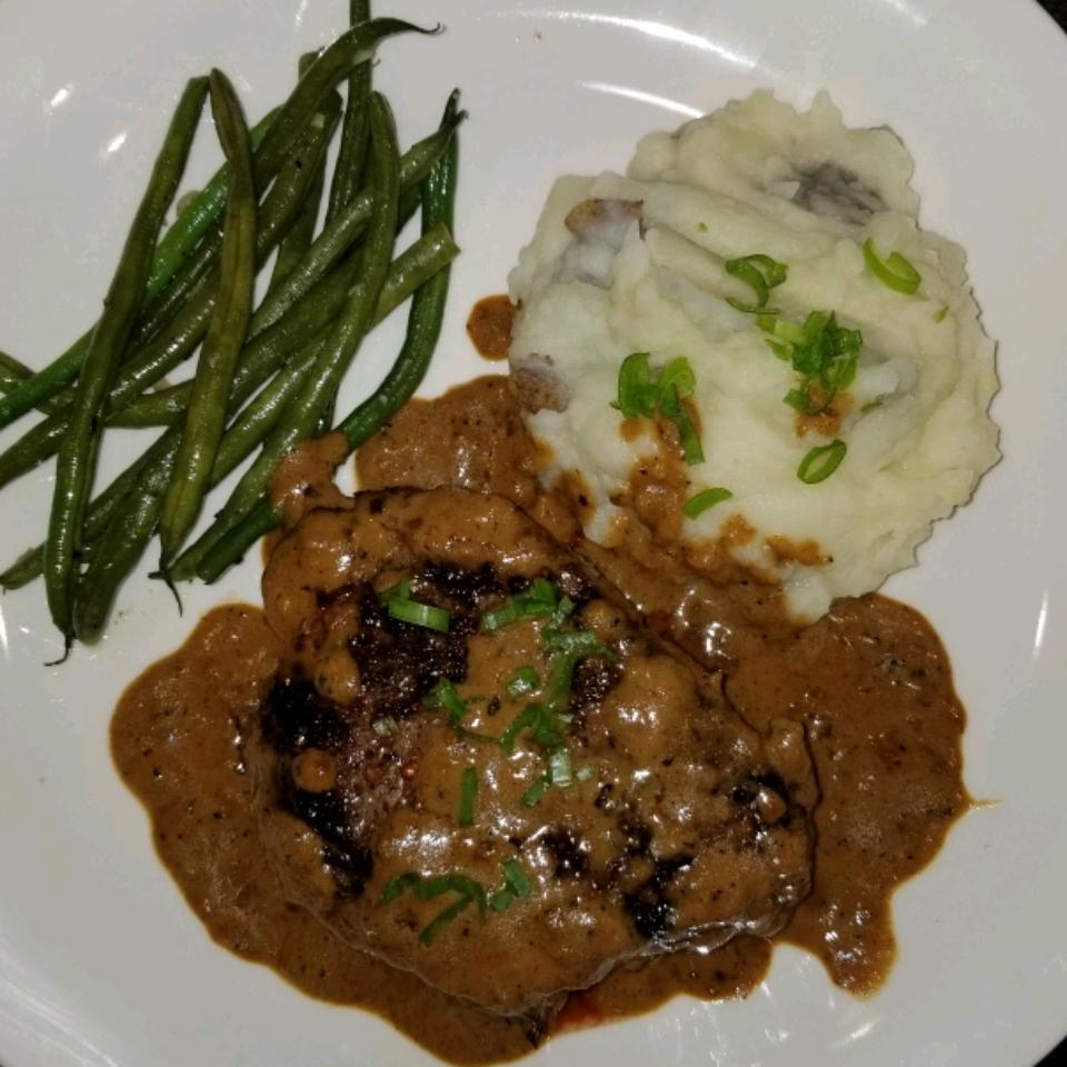 Chef John's Steak Diane