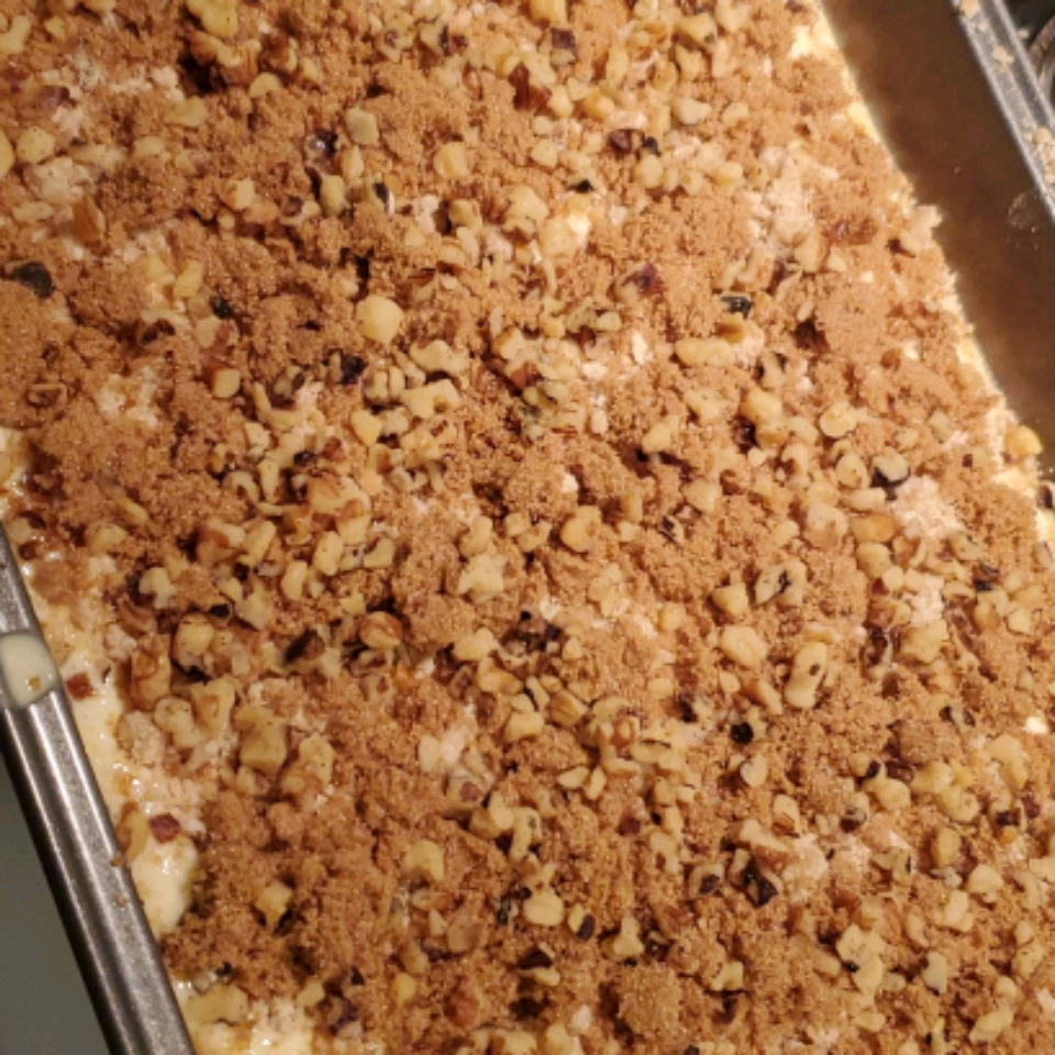 Mom's Cheesecake Cookie Bars Jessi Bartels