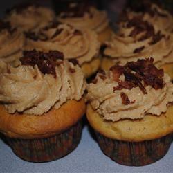 Peanut Butter Bacon Cupcake Dani's Delectables