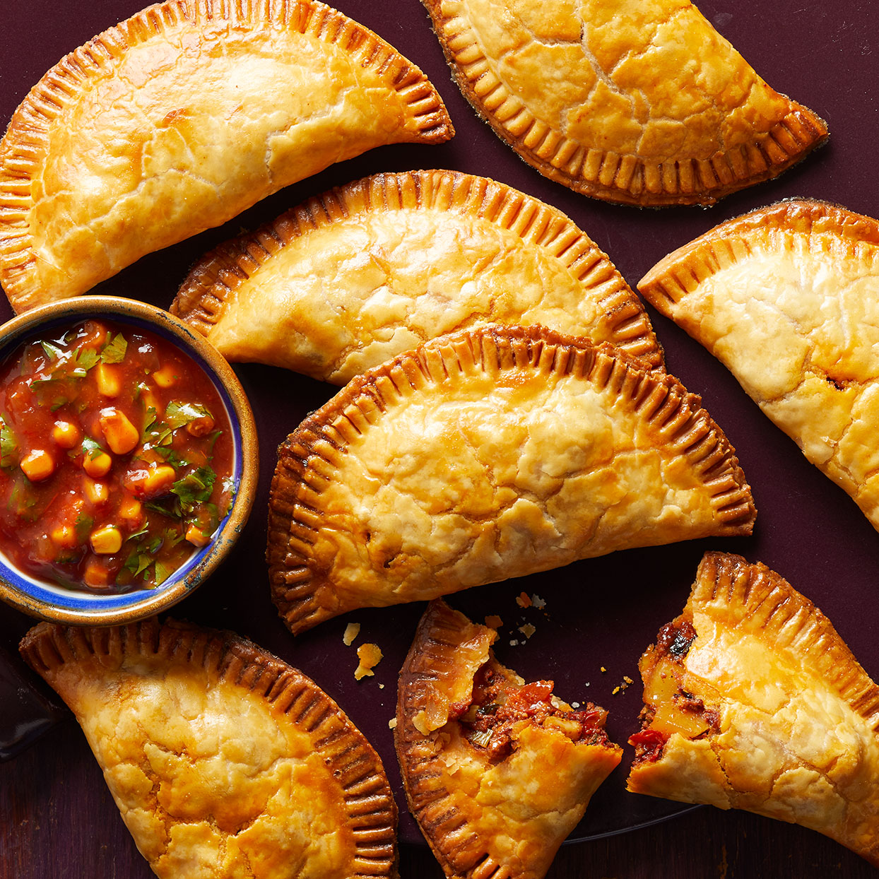 Empanadas with Chorizo & Potato Trusted Brands