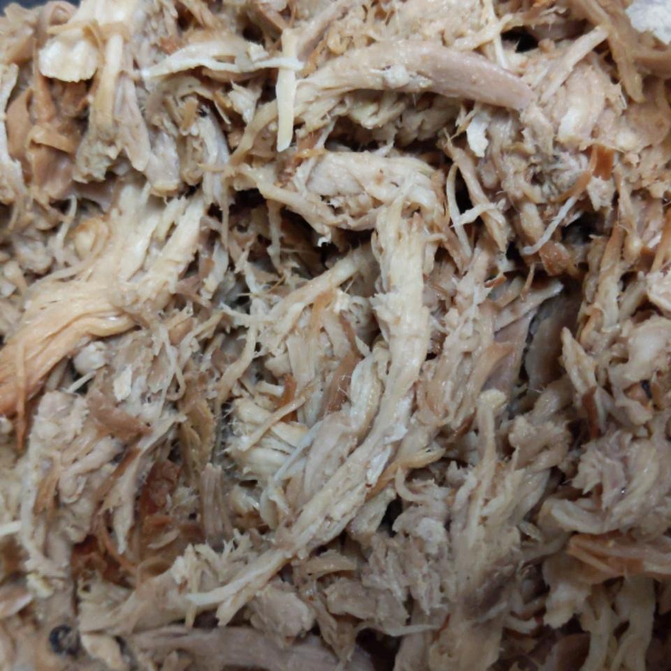 Big V's Slow-Cooker Pulled Pork Chonchos