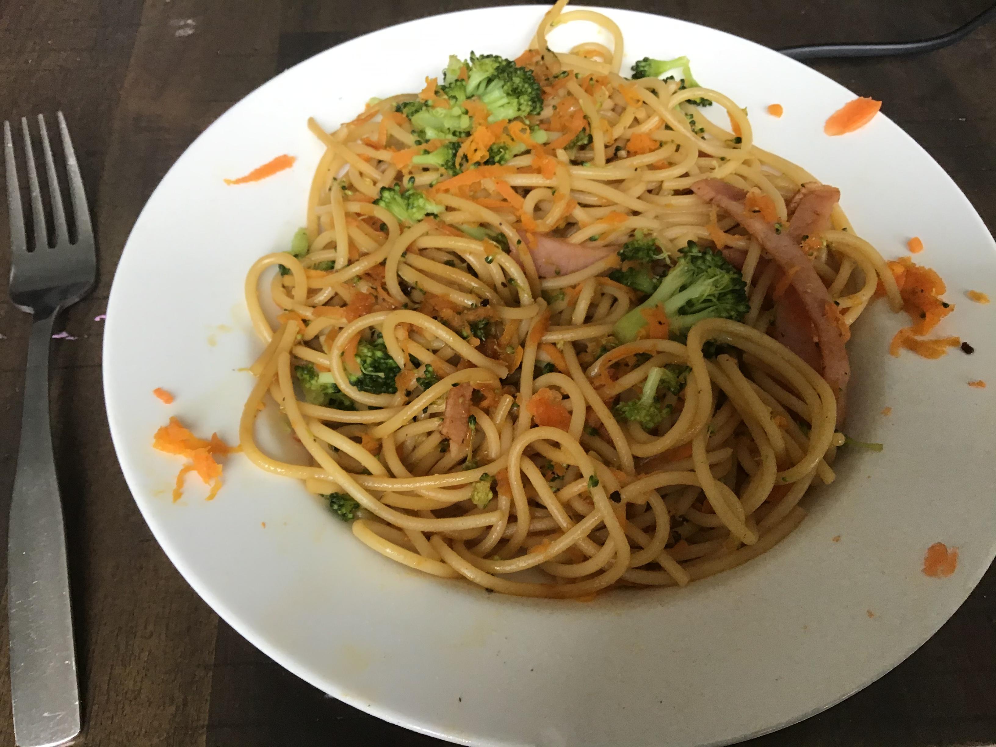 Mie Goreng - Indonesian Fried Noodles Jorden GAFFIERO