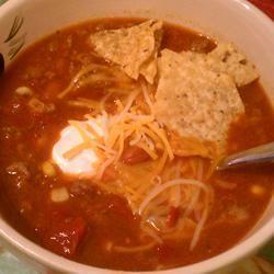 Taco Soup III ~TxCin~ILove2Ck