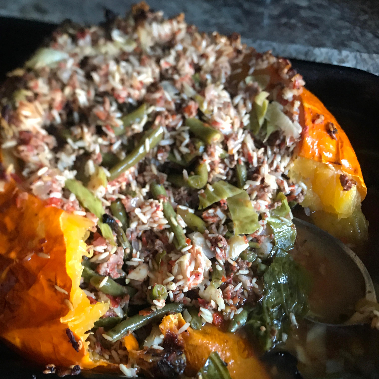 Dinner in a Pumpkin I ClariceM
