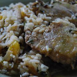 Mango Chicken Bake
