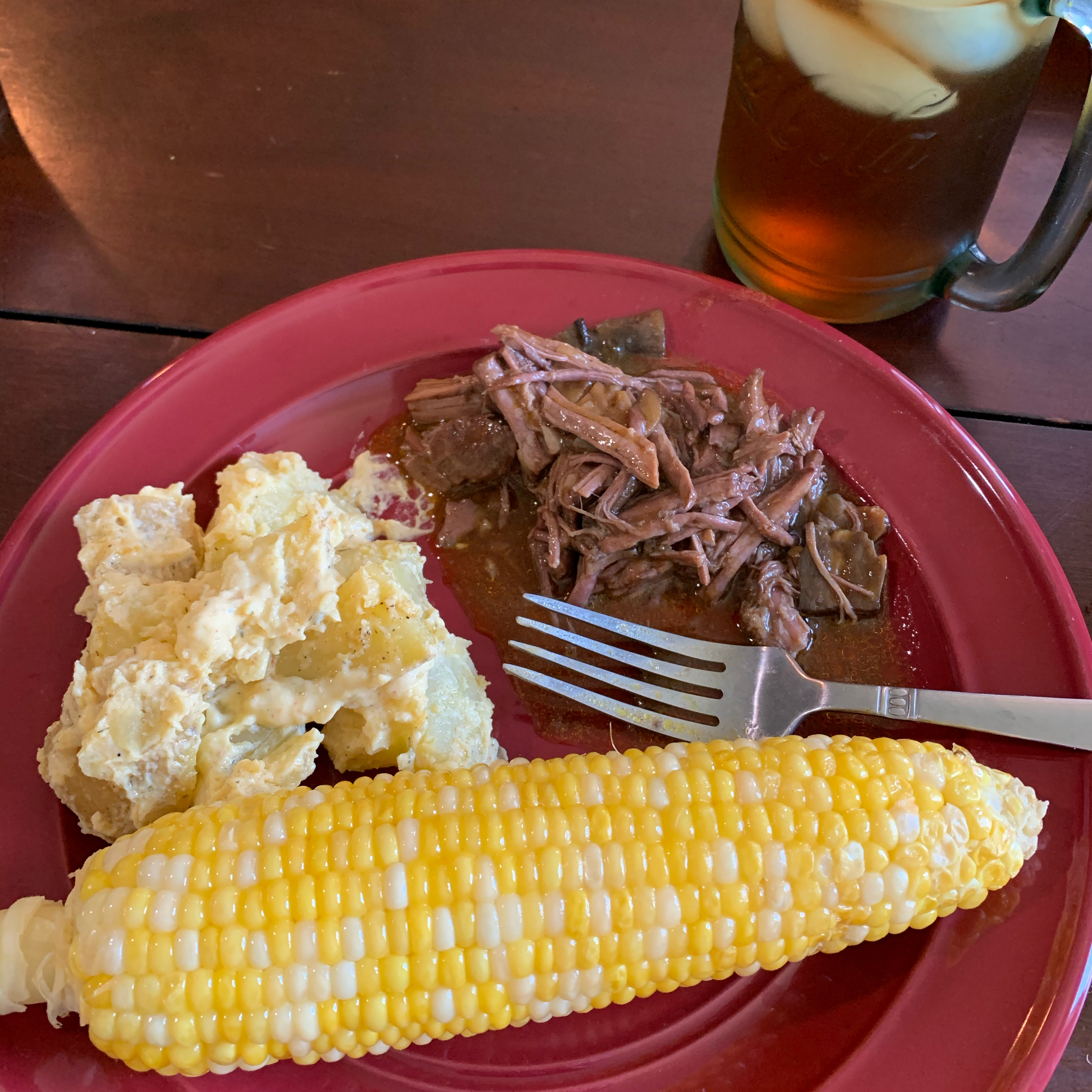 Awesome Slow Cooker Pot Roast Crystal Phillips