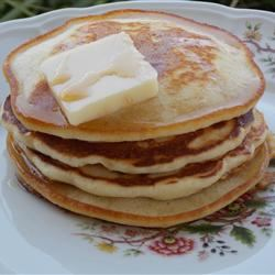 Healthier Good Old Fashioned Pancakes image