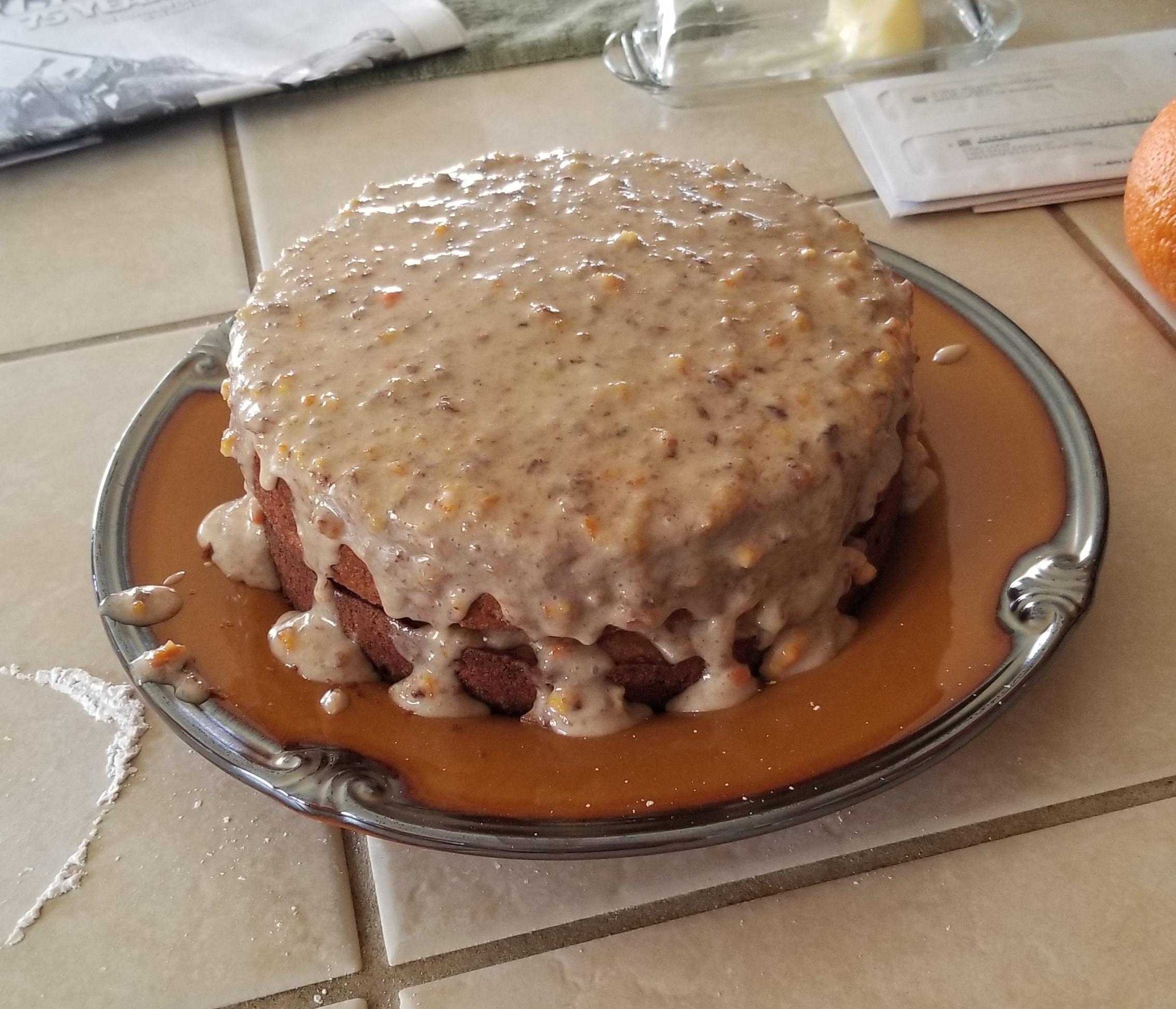 Treasure Chest Cake Nancy Bier
