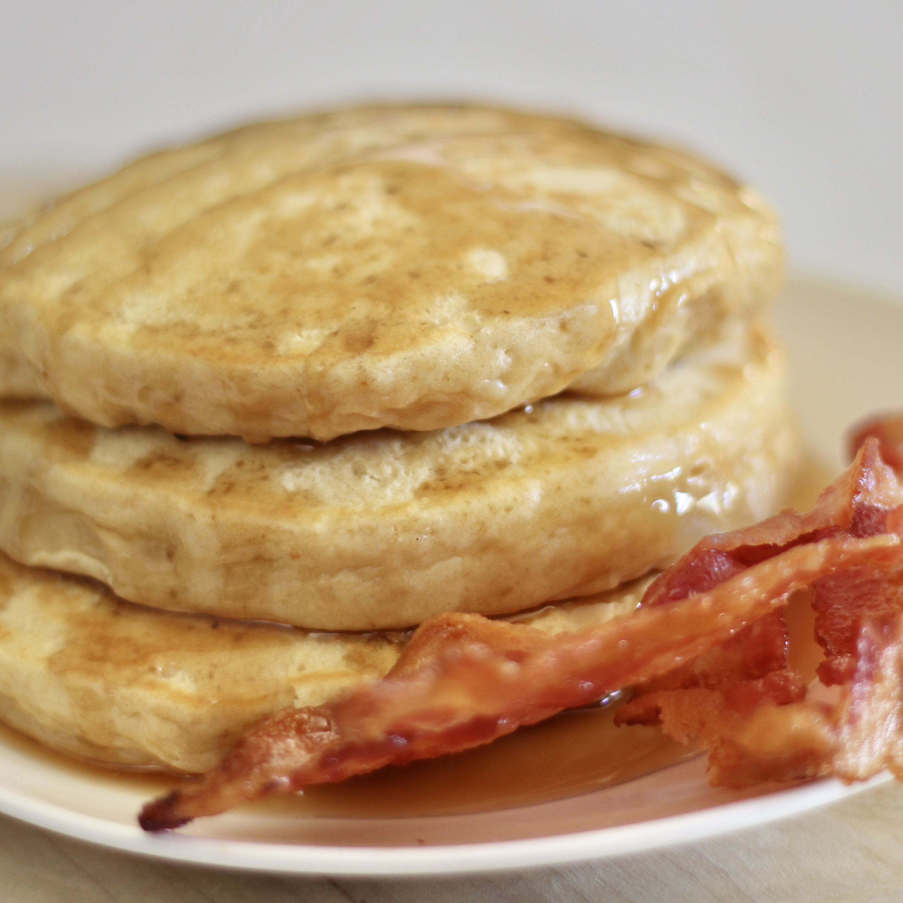 Japanese-Style Fluffy Pancakes