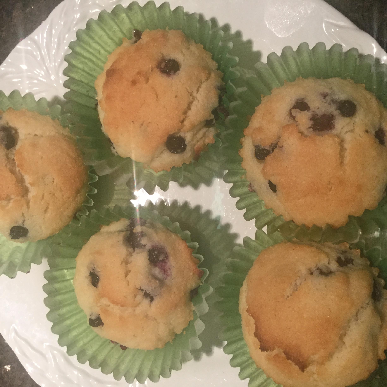 Gluten Free Blueberry Muffins Jill