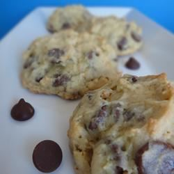Healthier Absolutely the Best Chocolate Chip Cookies House of Aqua
