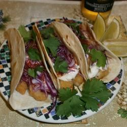 Quick and Easy Fish Tacos Jer3m1ah
