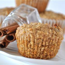 Buttermilk Oatmeal Muffins Alberta Rose